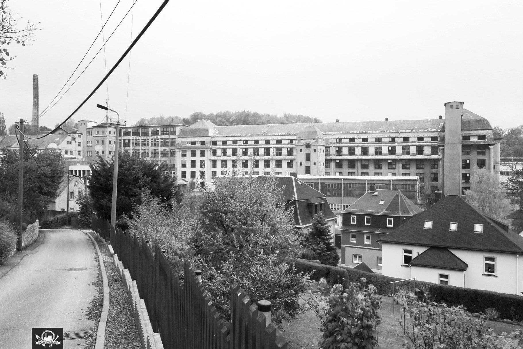 Strumpffabrik A.Wieland - Auerbach/E.