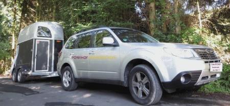 Kinderüberraschung: Zum Kindergeburtstag in Köln kommt das Ponymobil