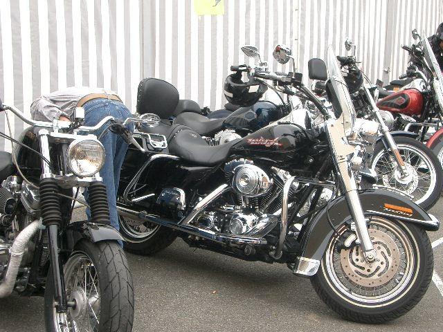 2008 les motos HARLEY