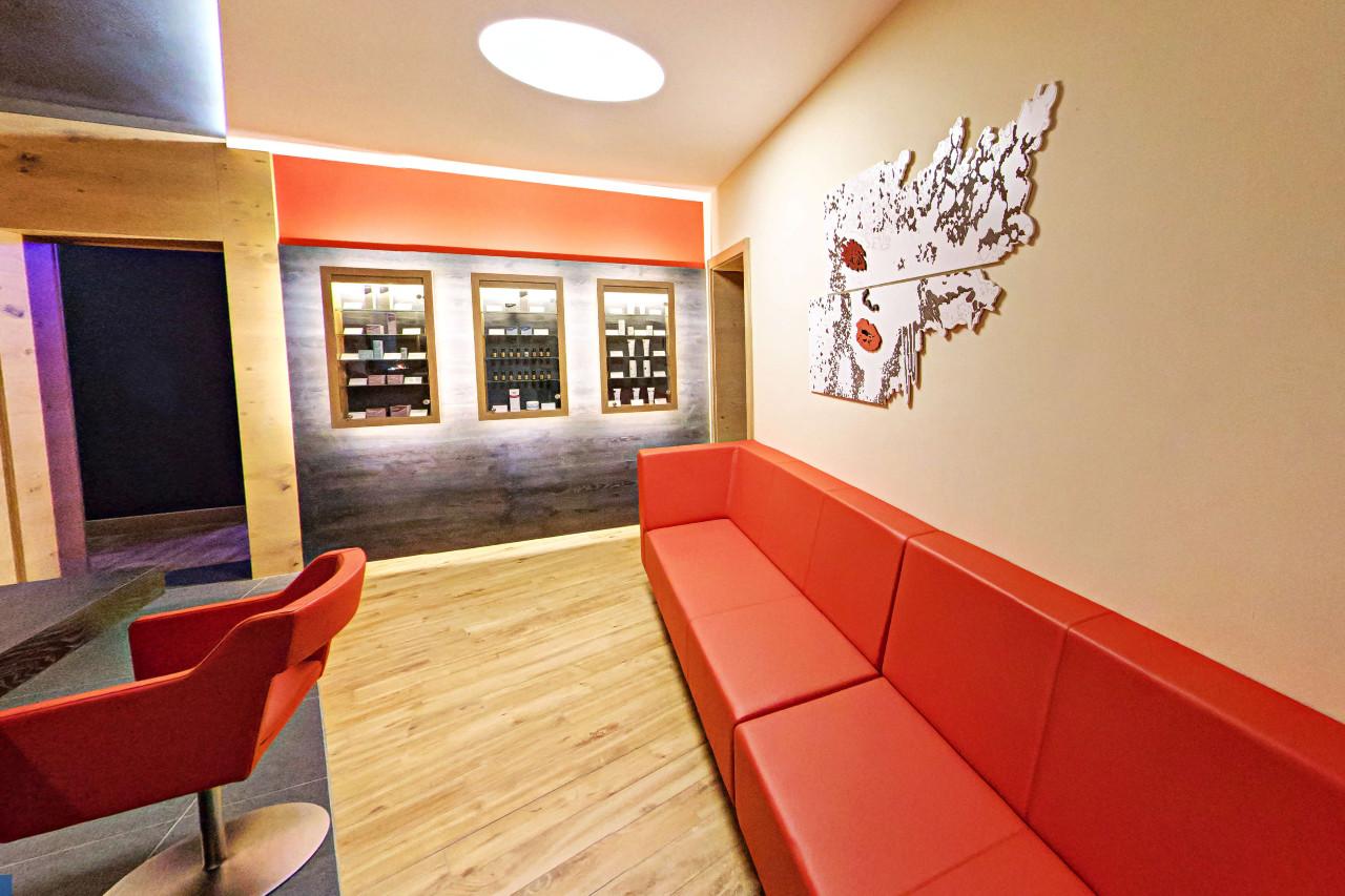 Aigo Familien & Sport Resort - 4*S Hotel <br> Centro benessere