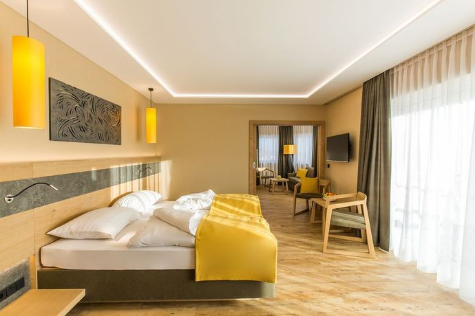 Aigo Familien & Sport Resort - 4*S Hotel <br> Big Family Suite