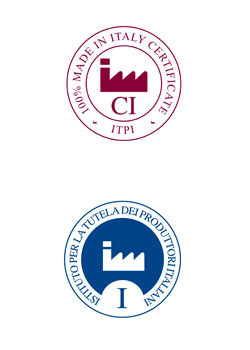 L.A.S. 100% MADE IN ITALY CERTIFICATE - Istituto Tutela Dei Produttori Italiani
