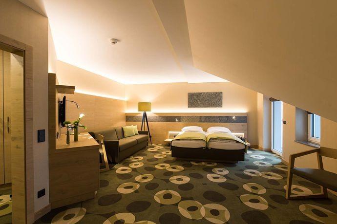Aigo Familien & Sport Resort - 4*S Hotel <br> Barrier-free Family Room