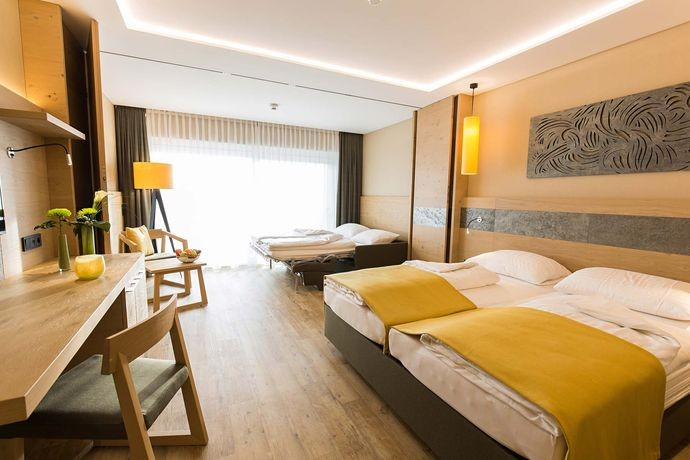 Aigo Familien & Sport Resort - 4*S Hotel <br> Vario Family Room