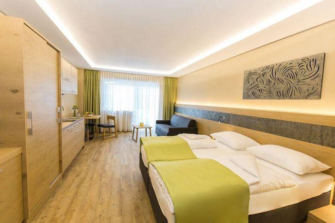 Aigo Familien & Sport Resort - 4*S Hotel <br> Family Apartement