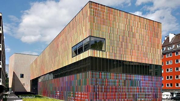 Sauerbruch & Hutton - Museo d'Arte Moderna e Contemporanea Brandhorst