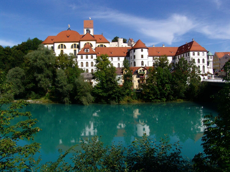 Stadtführung Füssen Kultur mit Reiseleitung