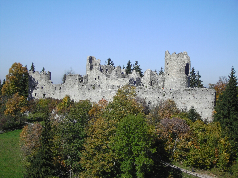 Burgenführungen für Familien und Kinder