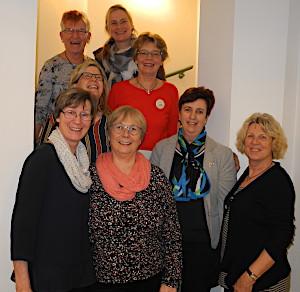 LFV Lübeck der Vorstand