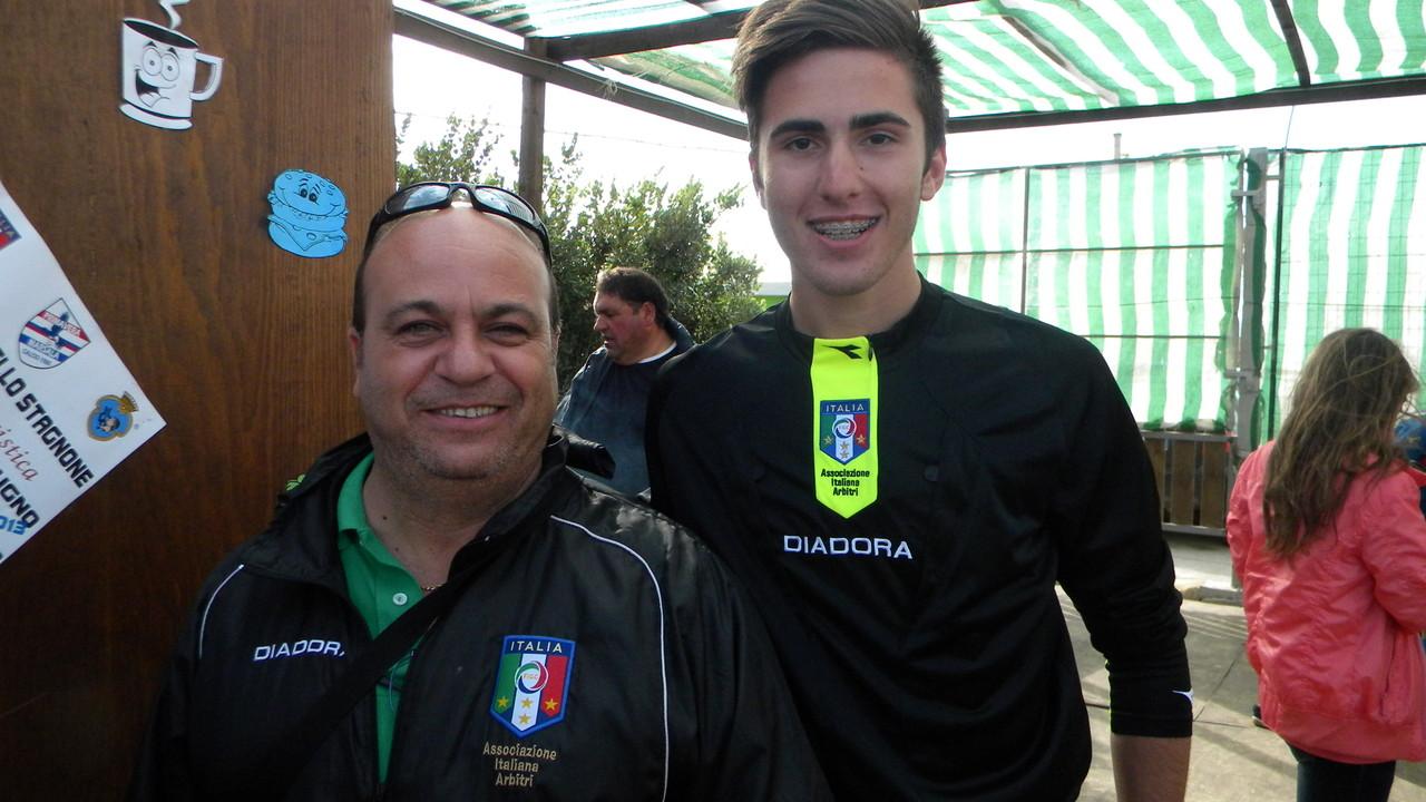 Angelo Attinà e Simone Scavuzzo