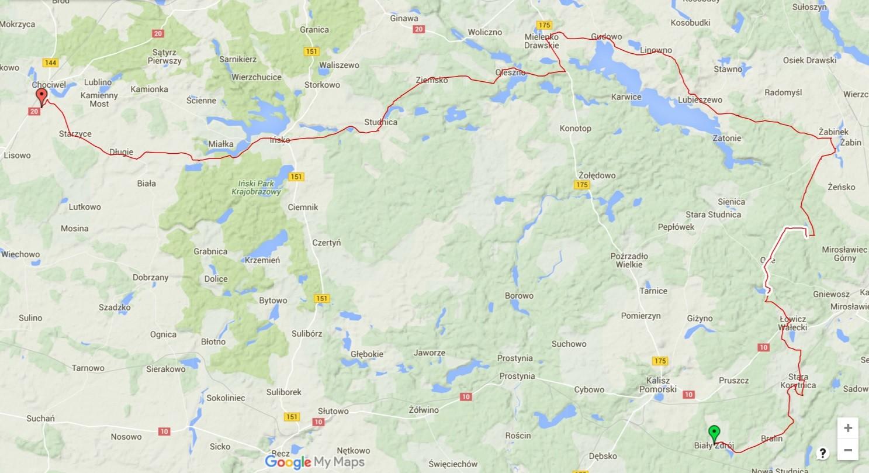 3. Tag: Rückreise überOffroadpisten mit Flußdurchfahrt