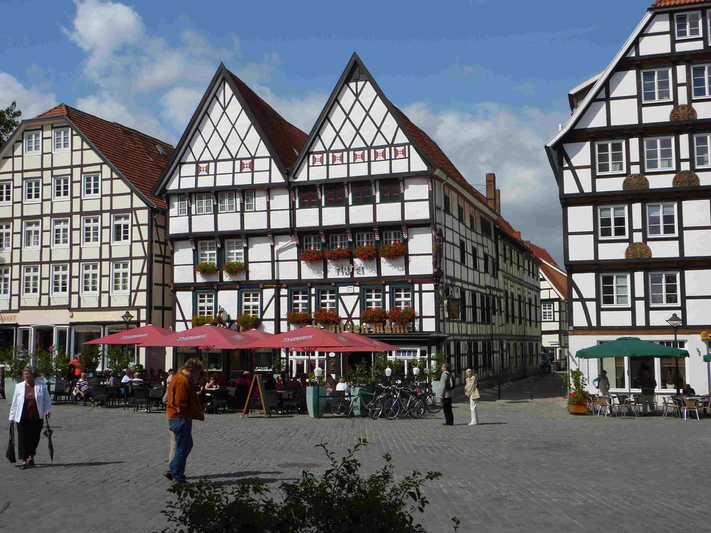 1.Tag - Stadtführung Soest - Martkplatz