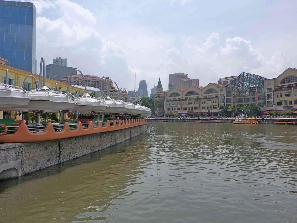 Singapur - River