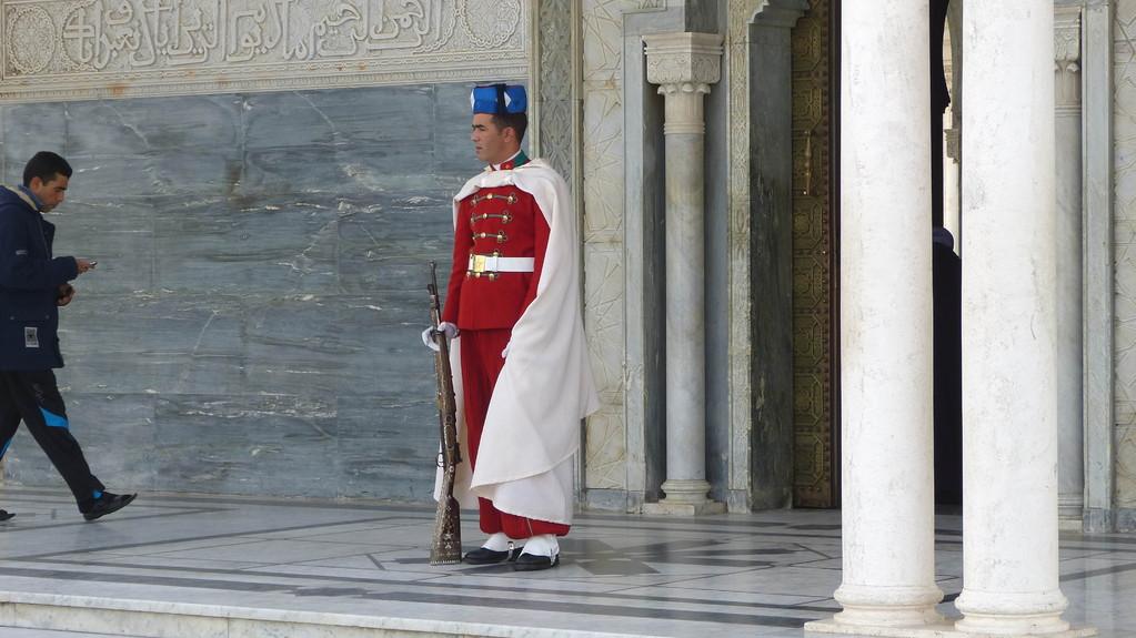 2.Tag - Rabat - Mausoleum von König Mohammed V. und Hassan II.