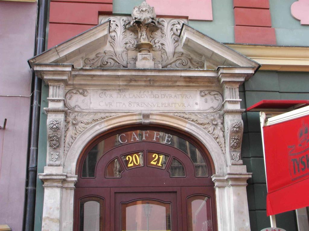 2.9.2007 Breslau - Stadtrundfahrt - am Marktplatz