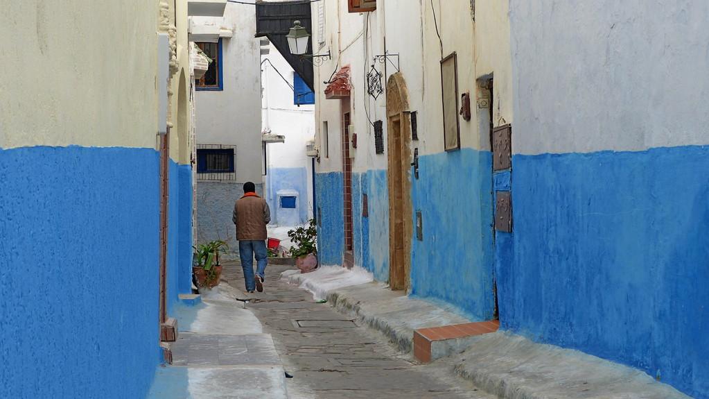2.Tag - Rabat Kasbah des Qudaias