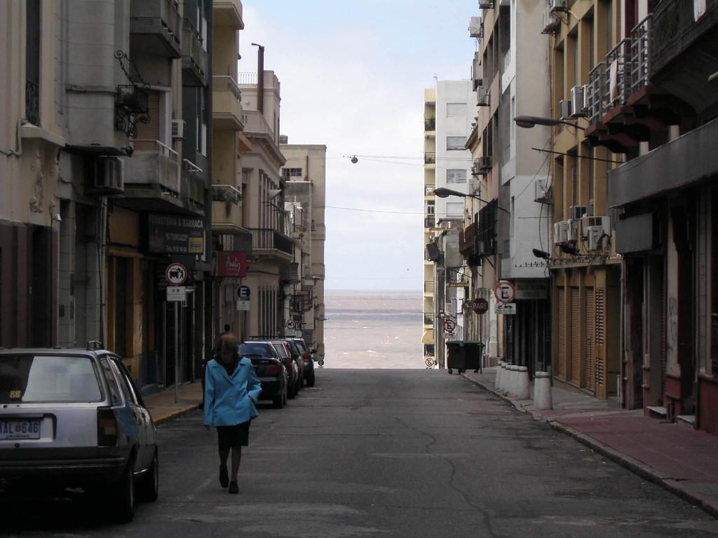 Stop Montevideo/Uruguay -