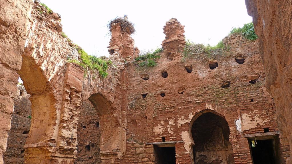 1. Tag - Rabat - Chella Nekropole aus dem 14. Jh.- Grabstätte der Meriniden-Sultane