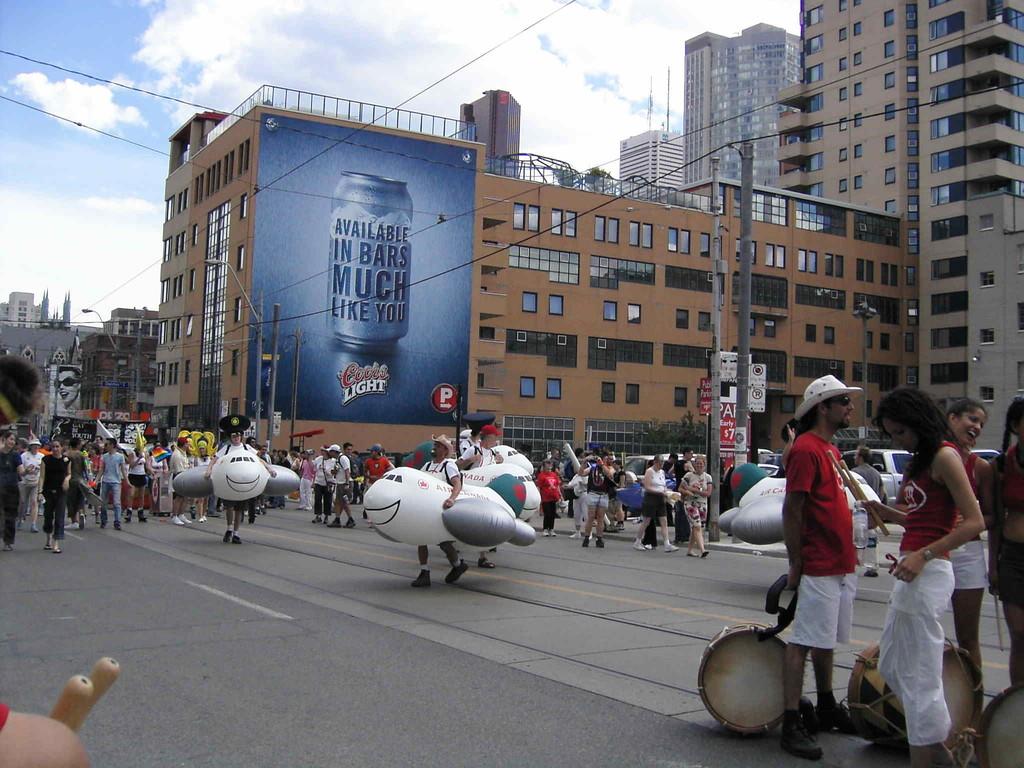 Toronto - Love Parade