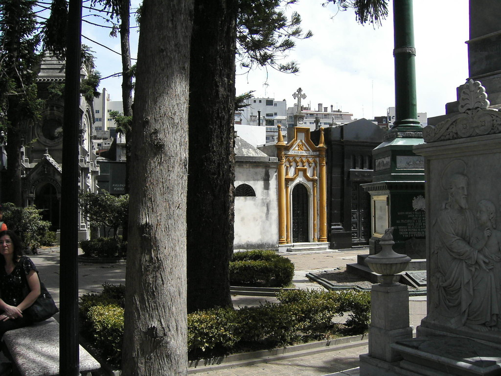 Buenos Aires - Friedhof