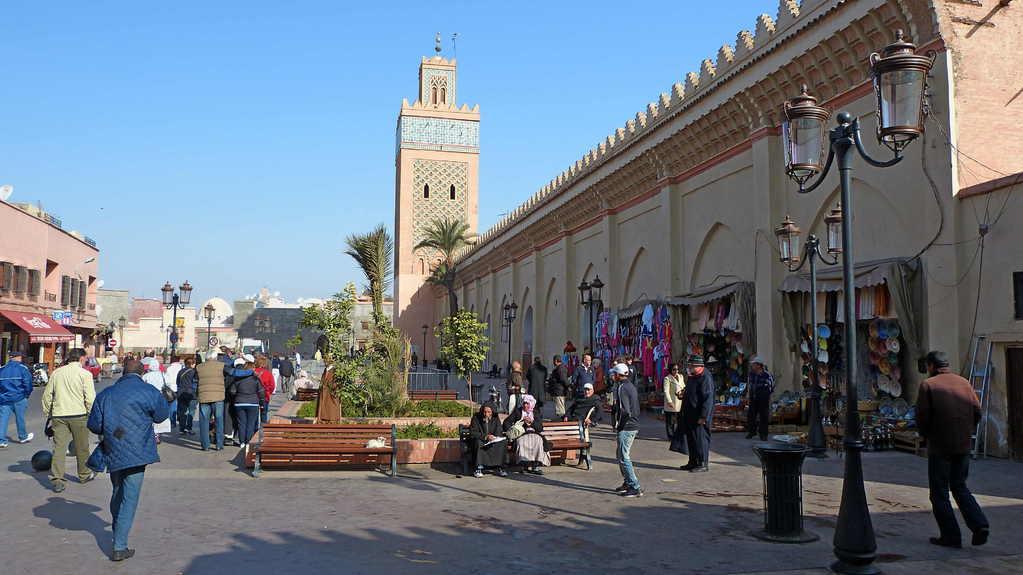 9. Tag - Marrakesch