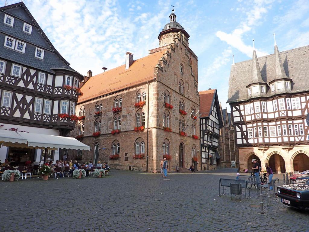 12.9.2010 Kaffe-Pause in Alsfeld
