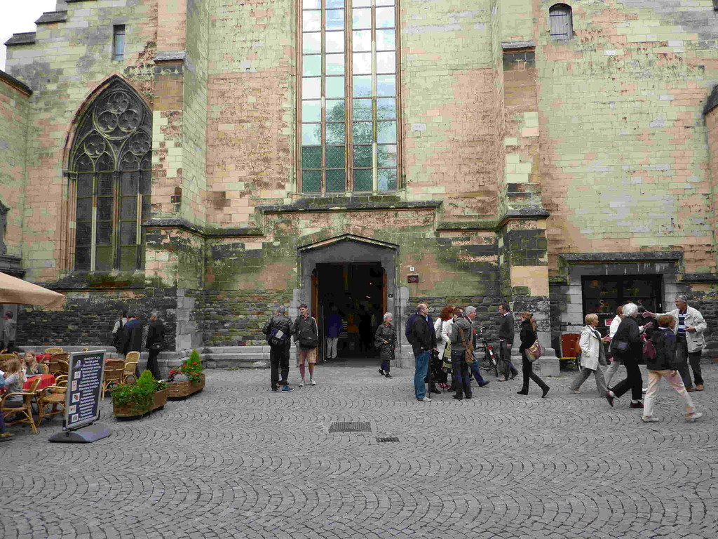 6.Tag - Maastricht/NL - einst Kirche, jetzt Buchhandlung Selexyz Dominican