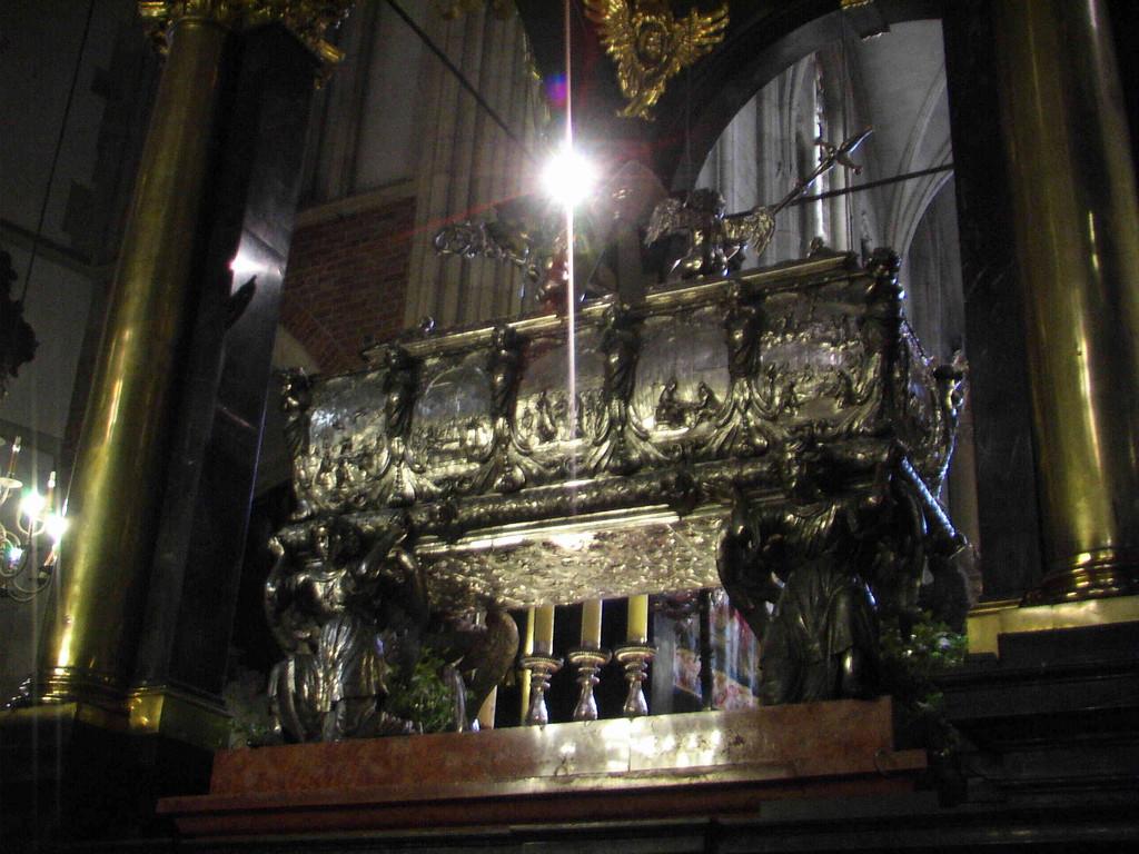 4.9.2007 Stadtführung Krakau - Wawelberg - Kathedrale