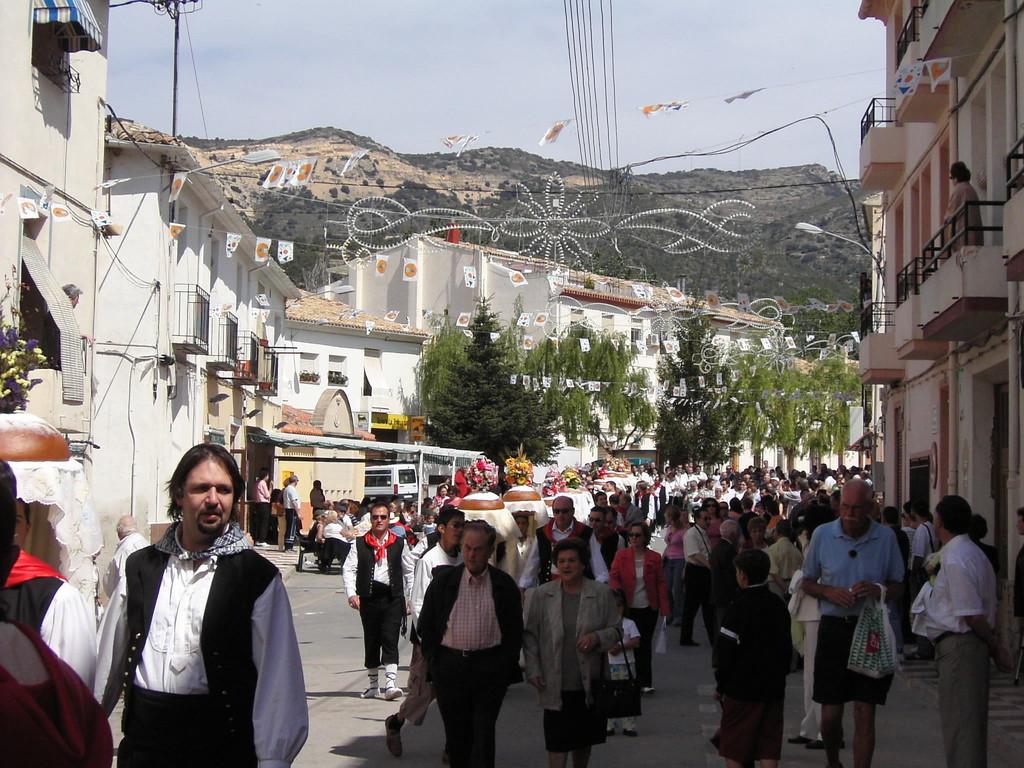 Torremanzanas - Fiestas de San Gregorio