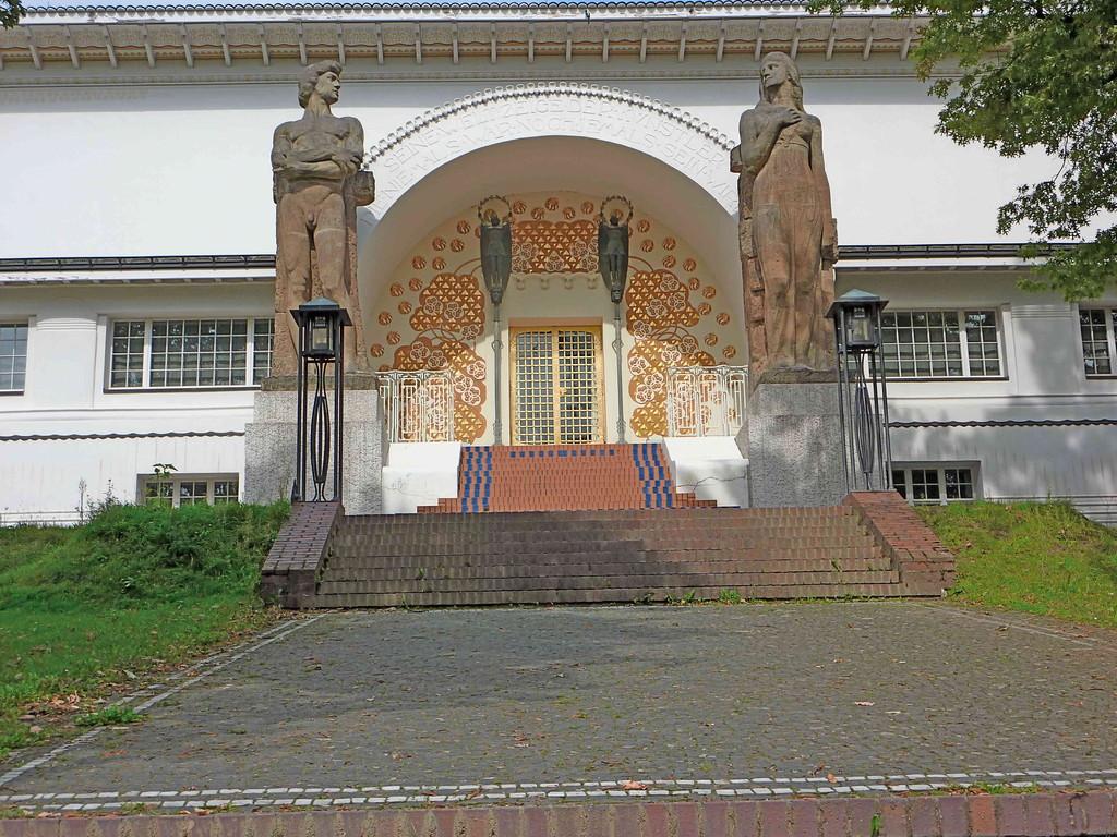12.9.2010 Darmstadt - Künstlerkolonie Mathildenhöhe