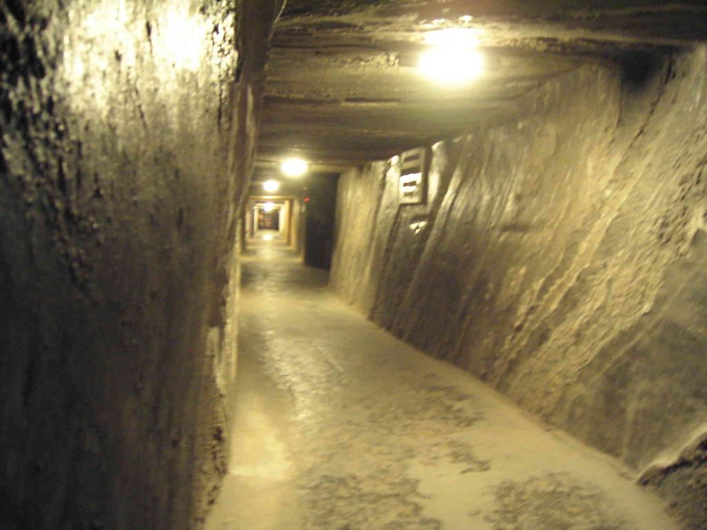 3.9.2007 Salzbergwerk in Wieliczka