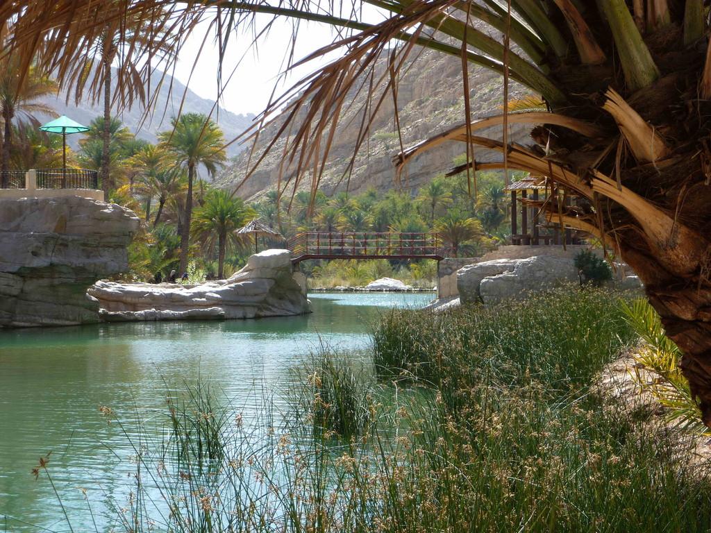 5.Tag - Zwischenstop - Wadi Bani Khaled