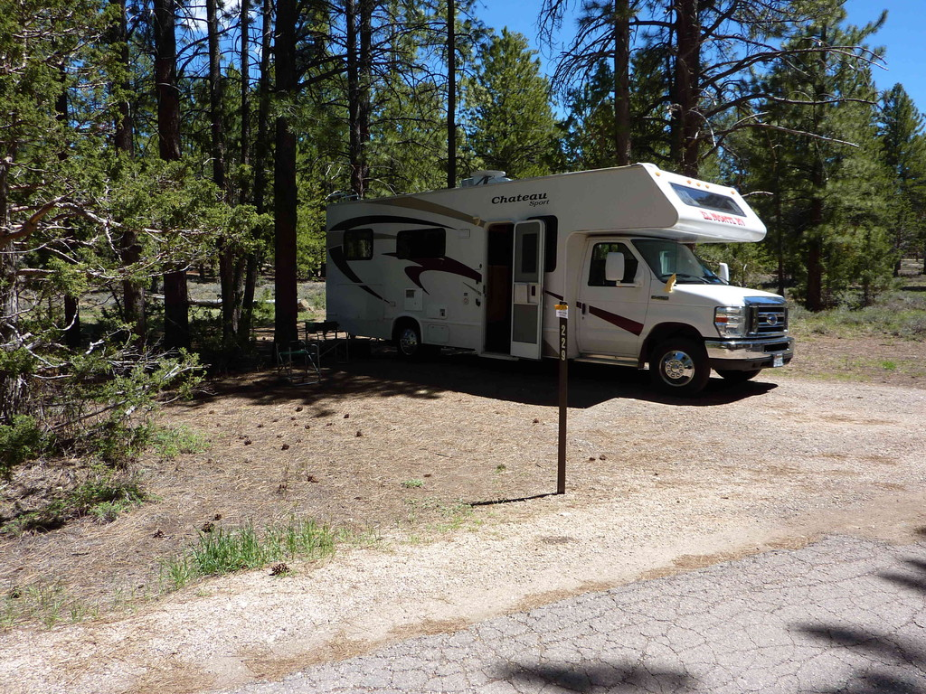 Bryce Canyon -Sunset Campground