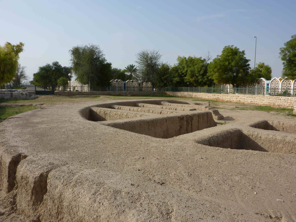 2. Tag - Al Ain - Archeol. Park