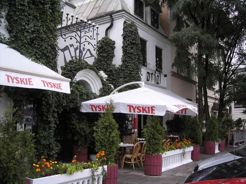 4.9.2007 Stadtführung Krakau - jüdisches Viertel Kazimierz