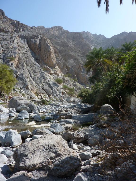 8.Tag Fahrt v. Muscat nach Fujaihra - Nakhal / Heisse Quellen