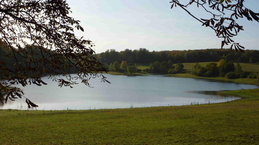 Sprockfitz (Naturphänomen in Moränenlandschaft) hebt u. senkt sich bis zu 4 m