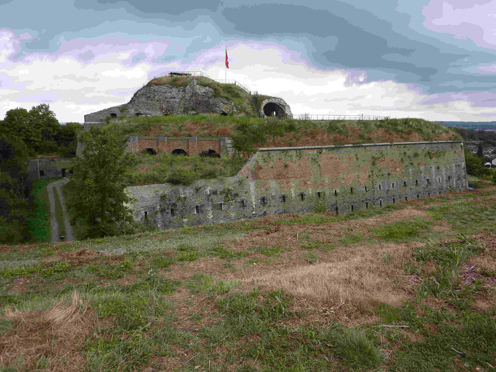 6.Tag - Fort St.Pieter / Maastricht/NL
