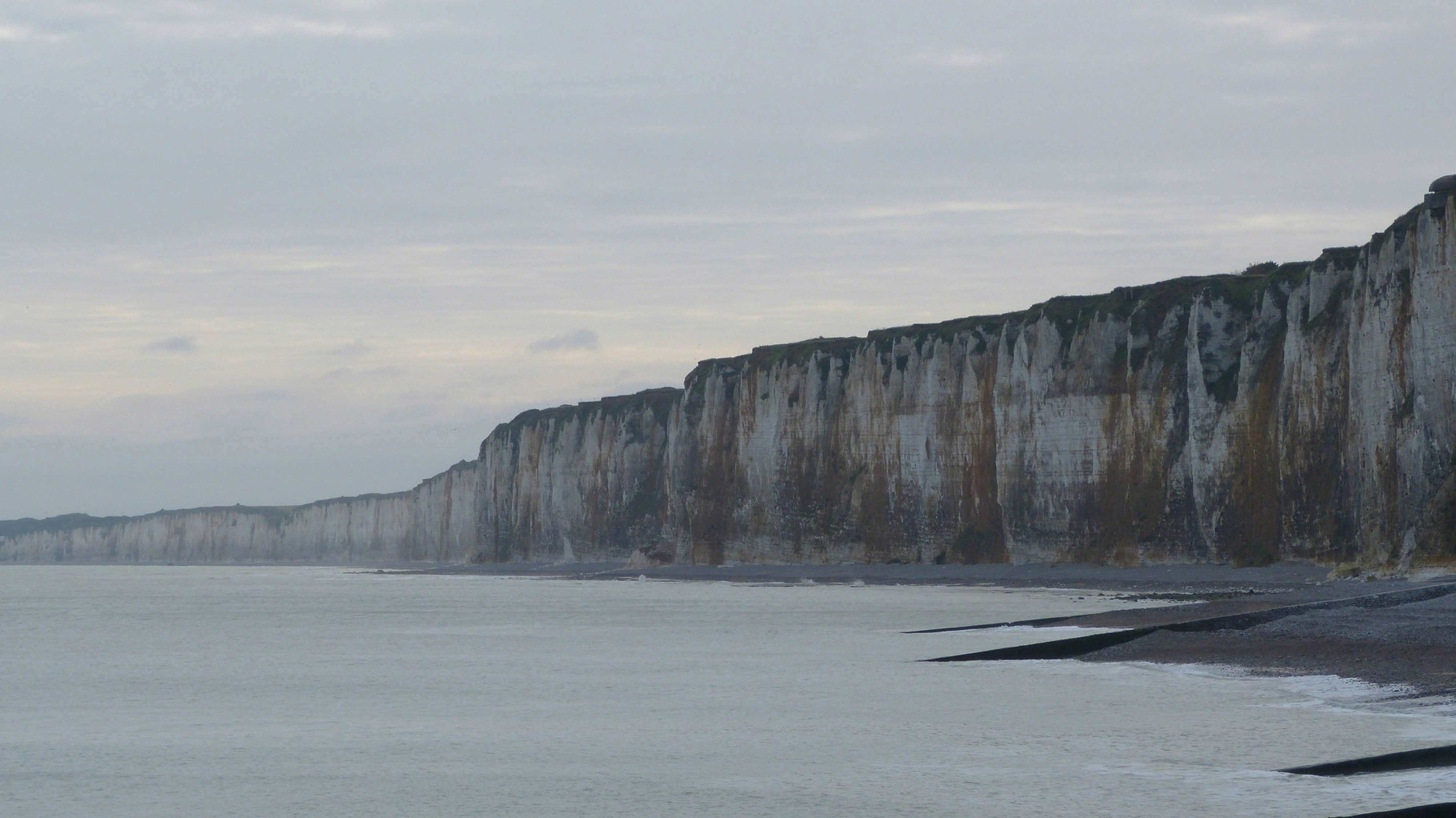 Normandie - Veulettes-sur-Mer