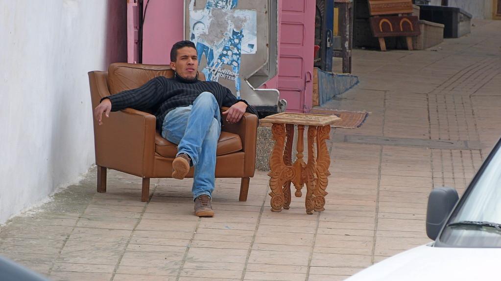 2.Tag - Rabat - Möbelhändler
