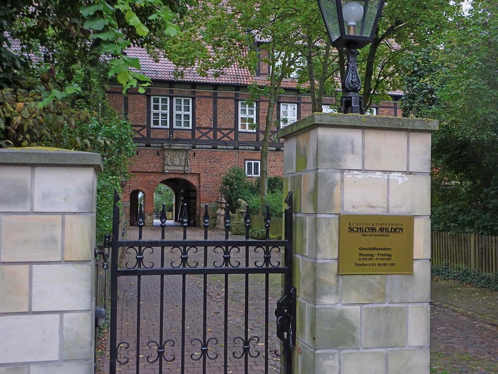 1. Tag - Schloss Ahlden
