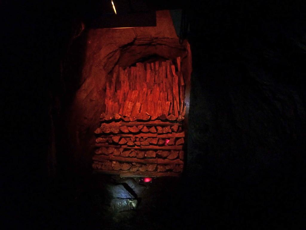Feuersetzen - älteste Technik im Bergbau