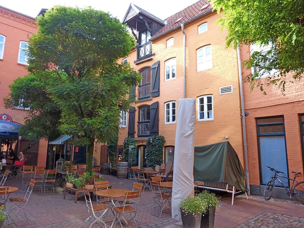 4. Tag - Stadtbesichtigung von Flensburg