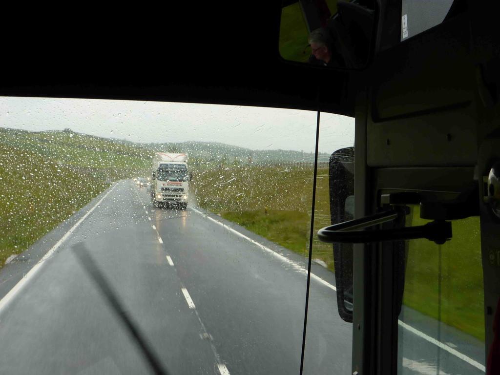 Fahrt von Newcastle nach Ballachulish
