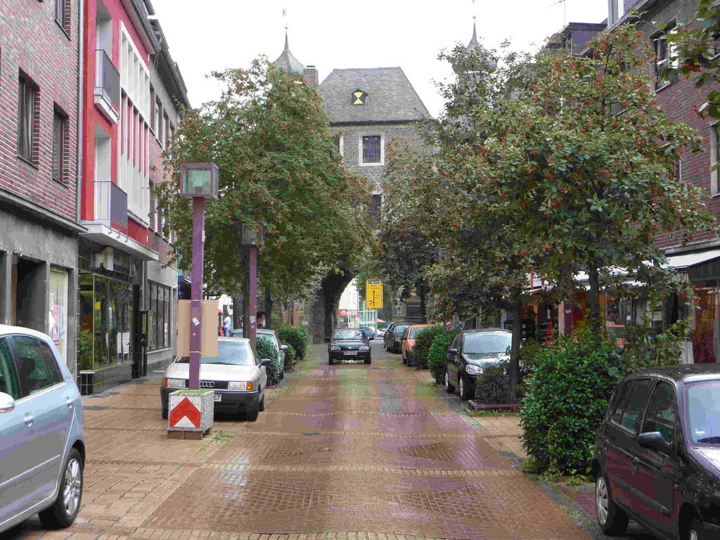 5.Tag - Stadtbesichtigung Jülich