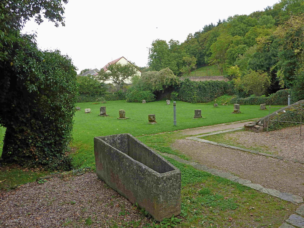 9.9.2010 Römische Villa Nennig