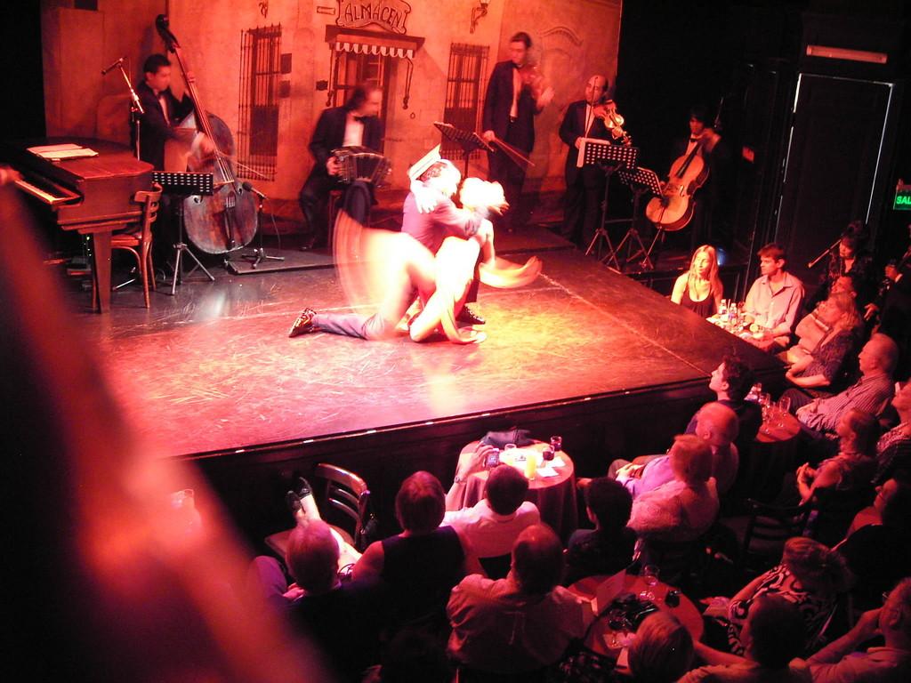 Buenos Aires - Tango Show