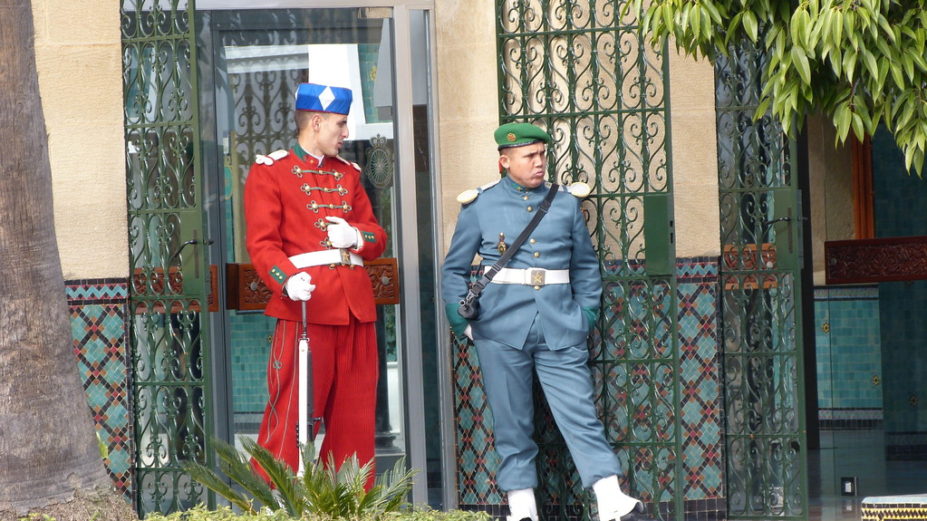 2.Tag - Rabat - Königspalast