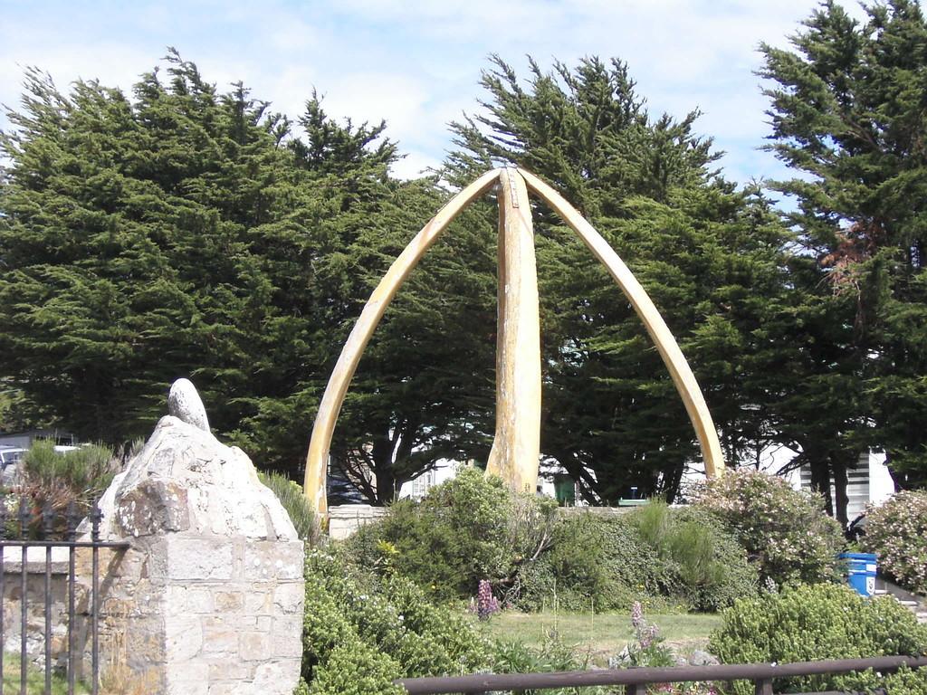 Stop Falklandinseln - Walbein-Bogen v. 1933