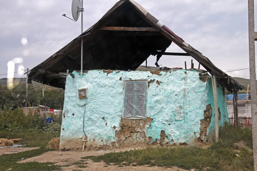 09.07.2015 Hütten in Silivas